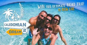 New Caledonia – Win a road trip in New Caledonia