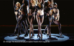 NewsLocal – Win 1 of 75 double tickets to Chicago the Musical