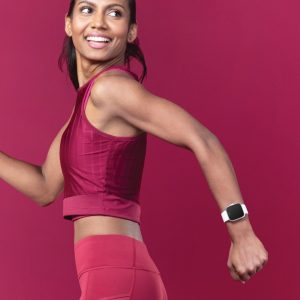 Running Heroes – Win 1 of 4 Versa Lite Edition smart watches