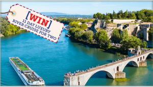SBS Food & Scenic – Win a luxury 11-day France river cruise for 2