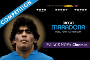 Adelaide Review – Win a Double Pass to See Diego Maradona Thanks to Our Good Friends at Palace Nova Cinemas