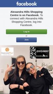 "Alexandra Hills SC – Win Designer Sunglasses"""