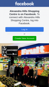 Alexandra Hills Shopping Centre – Win a $50 In Store Gift Voucher From Fruit World (prize valued at $50)