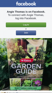 Angie Thomas – Win One of 5 Yates Garden Guides You'll Need to Please Like this Post