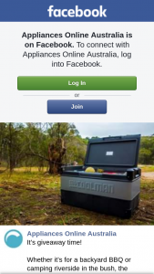 Appliances Online Australia – Win a Mycoolman Fridge/freezer