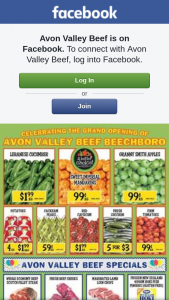 Avon Valley Beef – Win a Family Pack Valued at $110 (prize valued at $110)