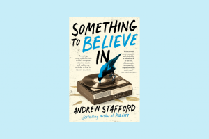 Beat Mag – Win a Paperback Copy of Something to Believe In