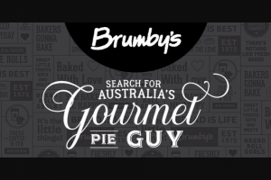 Brumbys – Win The Grand Prize (prize valued at $15,000)