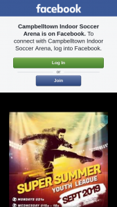 Campbelltown Indoor Soccer Arena – Win Party Court Hire Or Shirt (prize valued at $360)