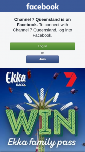 Channel 7 Qld – Win a Family Pass to The Ekka (prize valued at $140)