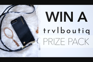 Channel 7 – Sunrise Family – Win a Trvlboutiq Crossbody Phone Case and Passport Holder