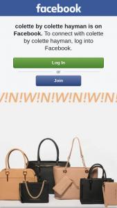 Colette by Colette Hayman – Win Your Favourite Premium Bag