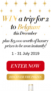 Crown Casino – Win Prize Winner In Accordance With Clauses 13-18 and Win a Prize Listed (prize valued at $216.36)