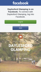 Daylesford Glamping – Win One Weekend Accommodation Package In Each of Our Glamping Tents