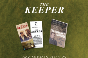 Dendy – Prizes to Celebrate The Release of The Keeper (prize valued at $1)