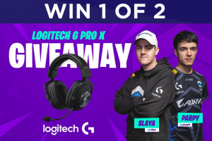 EB Games – of Two Logitech G Pro X Headsets