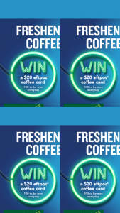 Extra Wrigley $20 EFTPOS GIFT CARDS Woolworths – Competition (prize valued at $1,400)