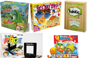Female – Win a Family Games Pack Valued at Over $170 Including (prize valued at $170)