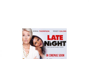 Film Focus – to Late Night