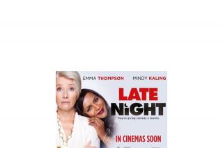 Film Focus – to Late Night
