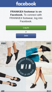 FRANKIE4 Footwear – Win a Pair for Yourself and The Friend You Tag