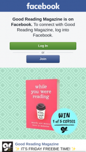 Good Reading – Win a Copy of 'while You Were Reading' The Quirky and Insightful New Novel From From Ali Berg and Michelle Kalus