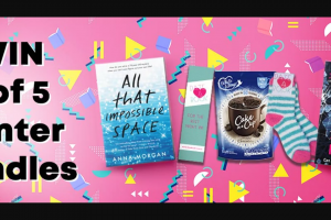 Hachette Books – Win 1 of 5 Winter Bundles (prize valued at $194)