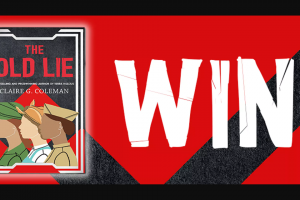 Hachette – Win an Advance Copy of The Mind-Bending The Old Lie