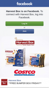 Harvest Box – Win One of These