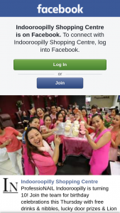 Indooroopilly Shopping Centre – 10 Free Shellac Gift Vouchers