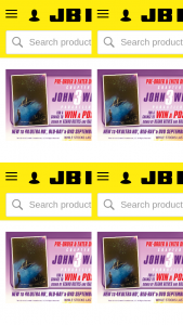 JB HiFi Pre-order John Wick 3 for a chance to – Win a Poster Signed By Keanu Reeves and Halle Berry (prize valued at $300)