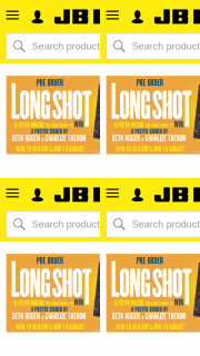 JB HiFi Pre-order Long Shot for chance to – Win a Signed Poster (prize valued at $150)