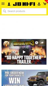 JB Hi-Fi – Win a Borderlands Themed Jeep Wrangler Valued at $57700 (prize valued at $57,700)