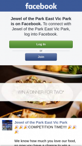Jewel of The Park East Vic Park – Win a Dinner for Two at Jotp (prize valued at $80)