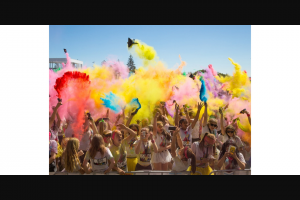 Kids in The City – Kids on the Coast – Win a Ticket to The Color Run Gold Coast on 18 August