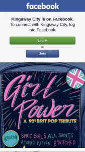 Kingsway City – Win a Double Pass to See Girl Power