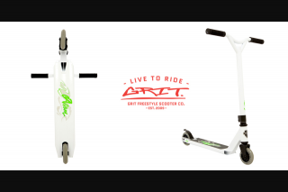 Kzone – Win a Grit Atom Scooter (prize valued at $499)