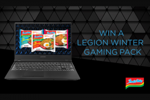 Lenovo – Win a Lenovo Legion Y530 Laptop Or Legion M500 and Lenovo Legion K500