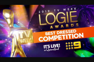 Logies best dressed – Win The Ultimate Queensland Events Pass
