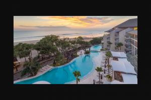 Luxury Escapes – Win a Seven-Night Stay at Double-Six Luxury Hotel In Seminyak (prize valued at $5,462)