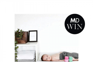 Mama Disrupt – 3 X $100 Childs Farm Kids Pamper Packs (prize valued at $300)