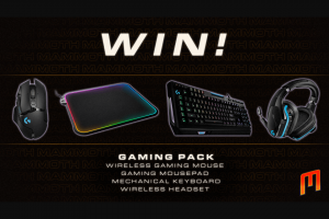 Mammoth – Win a Gaming Pack From Mammoth (prize valued at $797)