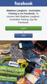 Matthew Langford Australian Fishing – Win a Great Fishing Pack to Get Them Out Fishing