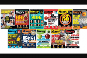 Money Magazine – Win One of 20 Subscriptions (prize valued at $1,300)