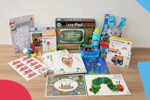 """Mouths of Mums – Win a """"getting Ready for Care"""" Pack Valued at $500 Jam Packed With The Following Goodies Your Child Will Need to Support Their Early Learning Journey Both at Home and In Care (prize valued at $500)"""