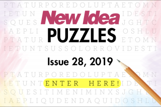 NEW IDEA PUZZLES 28 dated 15th July 2019 – Win a Trip for 2 to Cambodia (prize valued at $1,000)