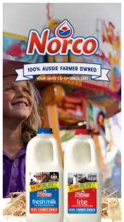 Norco Milk 2L & 3L – Win One of a Hundred Family Passes to Ekka 2019 (prize valued at $80)