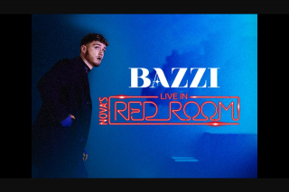 Nova FM Smallzy's sending you to see Bazzi in Nova's Red Room – Simply Enter Below and Tell Us Why You Need to Be There