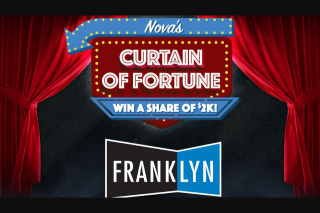 Nova 106.9FM – Win a Share In $2000 All Thanks to Franklyn Blinds