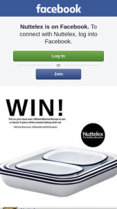 Nuttelex – Announced Friday 2nd August on Facebook (prize valued at $99.95)